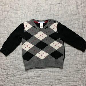 Janie & Jack Sweater 12-18 months